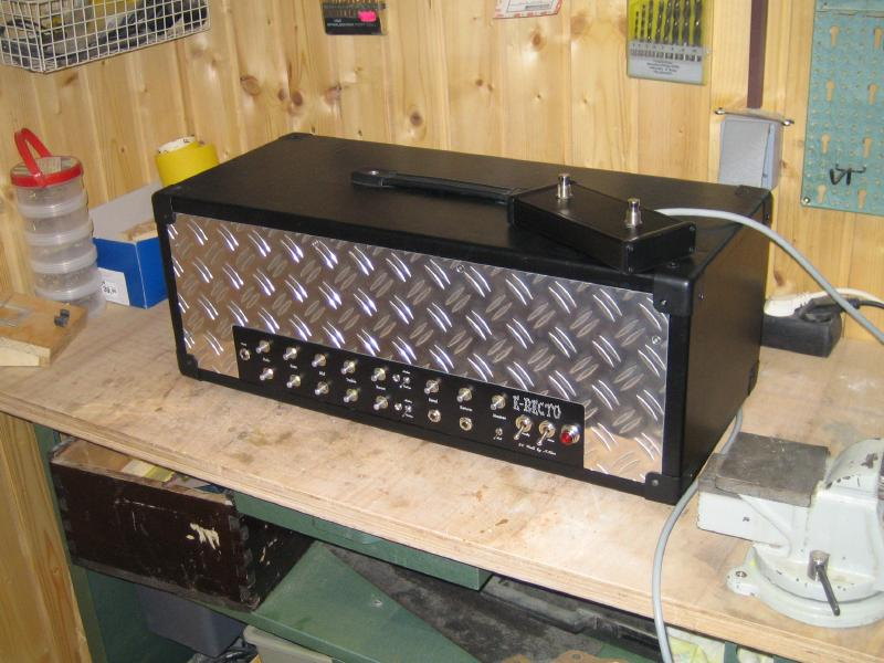 nikolai kim diy guitar amp projects mesa boogie dual rectifier diy