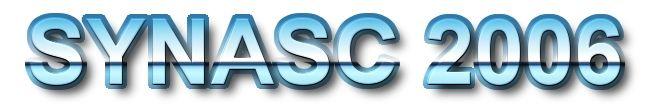 SYNASC 2006 Logo