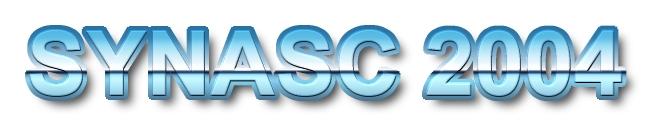SYNASC 2004 Logo
