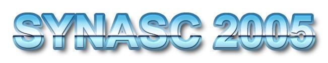 SYNASC 2005 Logo