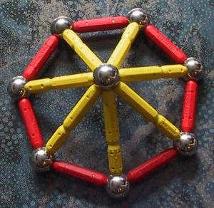 multicolor nonagon b by virtual-ghola-mentat on DeviantArt |Nonagon Shape In Real Life