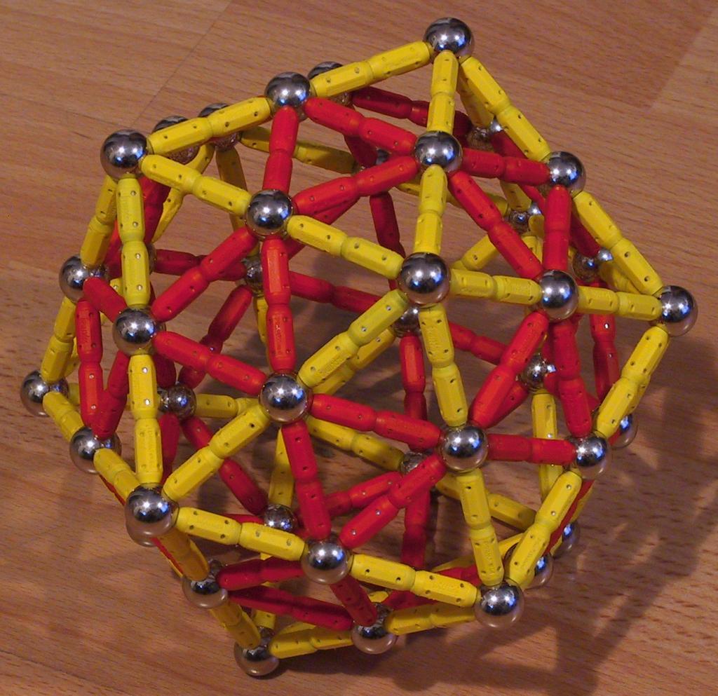 2 Short X Icosahedron